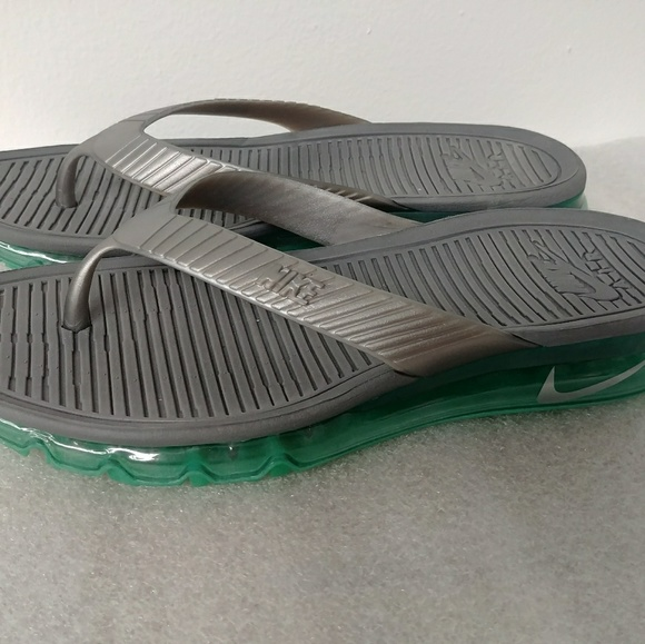 e20445eb5fd7 ... canada nike air max flip flops sandals slides mens new d239c a2f84